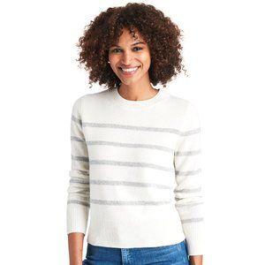 vineyard vines Breton Stripe Cashmere Sweater XS